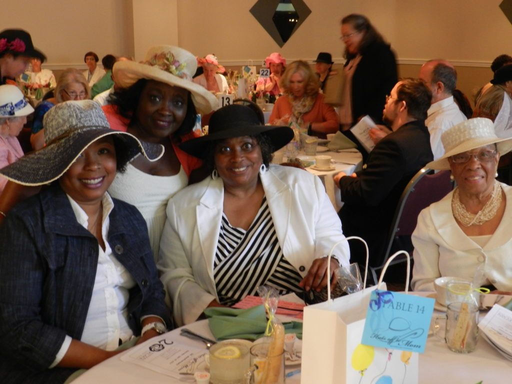 The 2014 Hats Off to Mom event was brimming with fun!!!