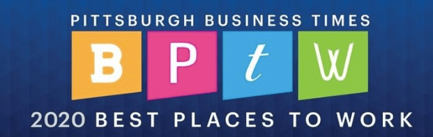 Pittsburgh Business Times 2020 Best Places to Work